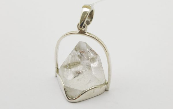 APHOPHYLLITE POINT PENDANT